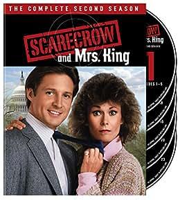 Scarecrow and Mrs. King: Season 2
