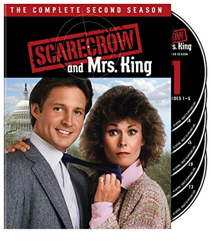 Scarecrow and Mrs. King: Season 2 (Top 50 Best Breast Ever)