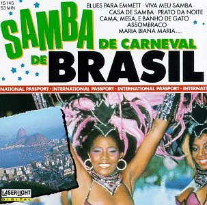 Samba Carnival Brasil Various Artists