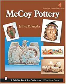 Mccoy pottery marks and dates