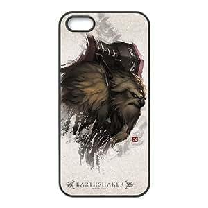 Dota 2 iPhone5s Cell Phone Case Black present pp001_9806882
