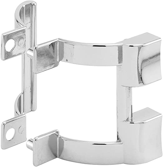 Chrome Prime-Line Products M 6029 Shower Door Handle Set