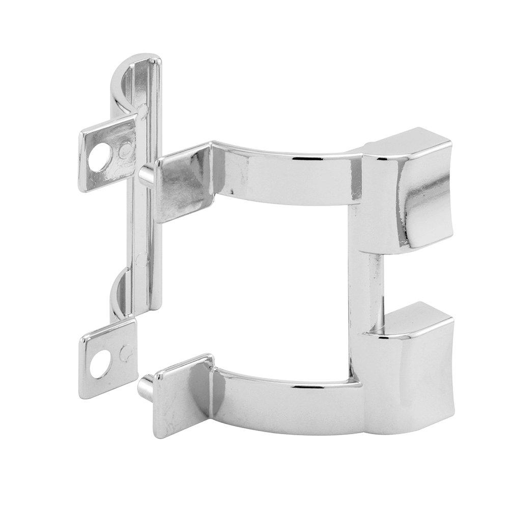 Prime-Line Products M 6198 Shower Door Handle/Towel Bracket Set, 2-1/4-Inch, Chrome
