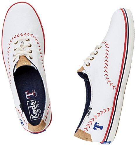 Rangers Sneaker Fashion Women Texas Pennant Keds gwqRSn7n