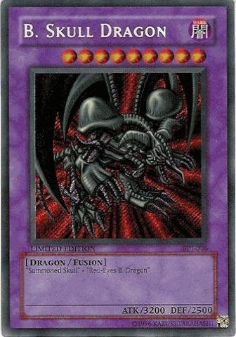 Yu-Gi-Oh! - B. Skull Dragon (BPT-006) - 20022003 Collectors Tins - Limited Edition - Secret Rare