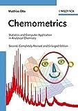 Chemometrics 9783527314188