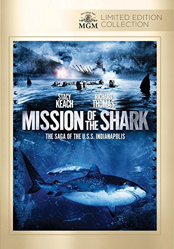 Mission Of The Shark: The Saga Of The U.S.S. Indianapolis -  DVD, Robert Iscove, Stacy Keach