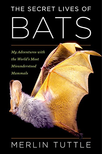 Bat Species (The Secret Lives of Bats: My Adventures with the World's Most Misunderstood Mammals)