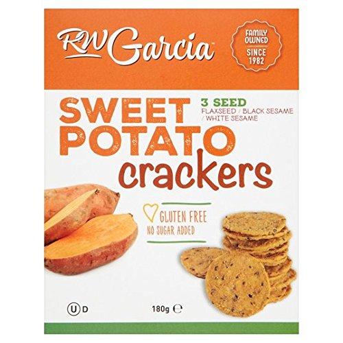 RW García patata dulce 3 galletas de la semilla 180g: Amazon.es ...