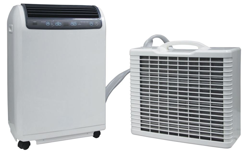 15000 BTU INVERTER SPLIT REMOTE CONTROL PORTABLE AIR CONDITIONER WITH TIMER Electrovision EH1413