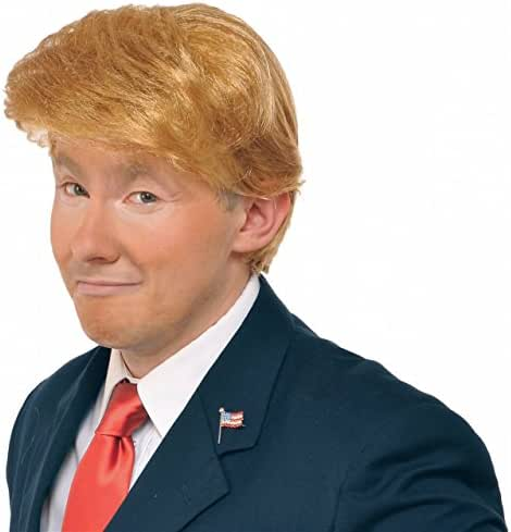 Mr. Billionaire Wig Adult Costume Accessory