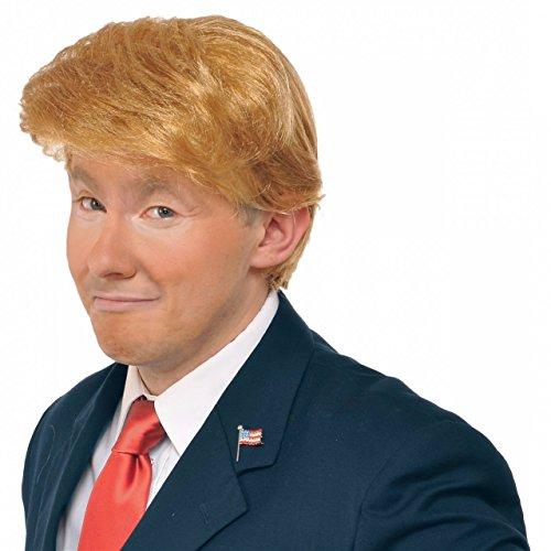Mr Billionaire President Adult Wig