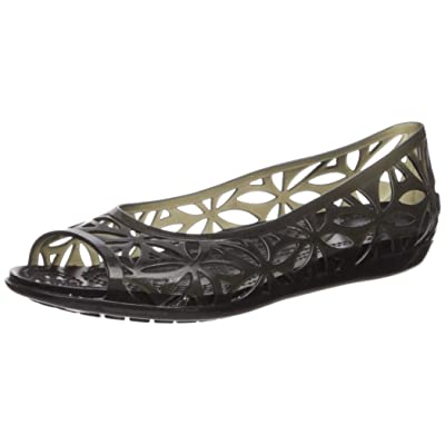 Crocs Women's Isabella Jelly Ii Flat Sandal Ballet | Shoes