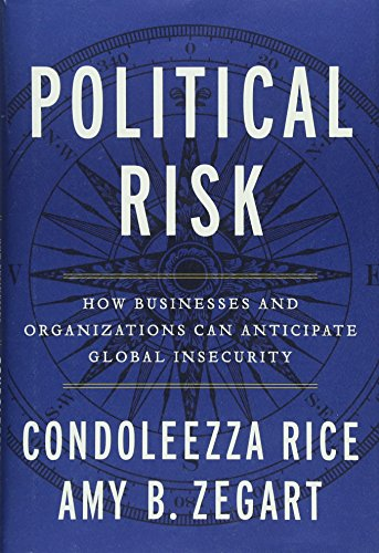 Political Risk: How Businesses and Organizations Can Anticipate Global Insecurity ()