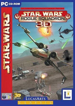 Star Wars: Rogue Squadron - 3D (PC CD): Amazon co uk: PC