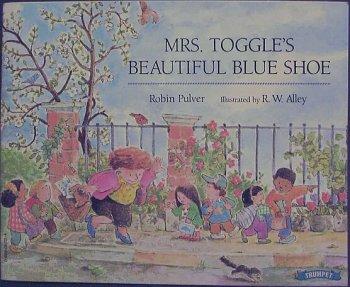 Mrs. Toggle's Beautiful Blue -