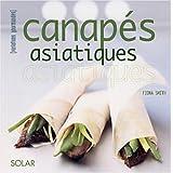 Canapes asiatiques