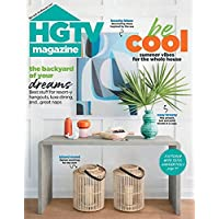 1-Year (10 Issues) of HGTV Magazine Subscription