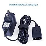 NiceTQ Replacement Wall/Home AC Power Charger Adapter For Streamlight 75458 Stinger, 74751 Strion LED High Lumen Rechargeable Flashlight