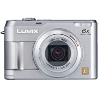 Panasonic Lumix DMC-LZ1 4MP Digital Camera with 6x Image Stabilized Optical Zoom