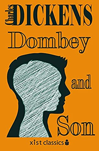 book cover of Dombey and Son