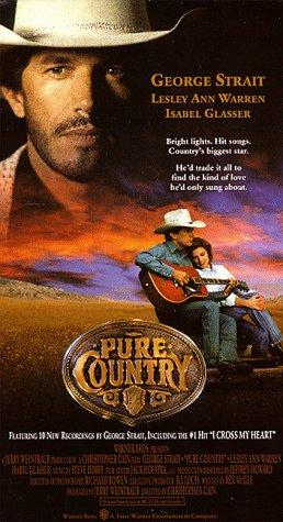Amazon.com: Pure Country [VHS]: George Strait, Lesley Ann Warren, Isabel Glasser, Kyle Chandler, John Doe, Rory Calhoun, Molly McClure, James Terry McIlvain ...