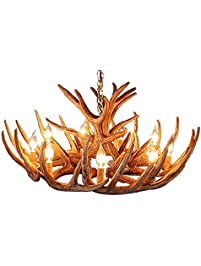 Antler Chandelier 12 Cascade With 9 Lights By Muskoka Lifestyle Products No Assembly Required Made