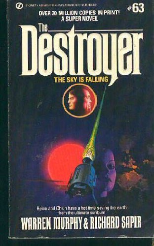 the destroyer book series
