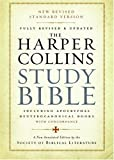 The HarperCollins Study Bible: Fully Revised & Updated, Harold W. Attridge, Society of Biblical Literature, 0061228400