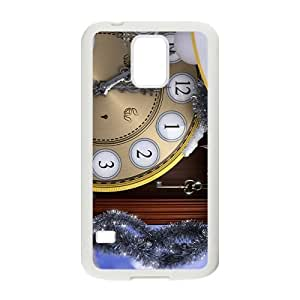 Almost twelve o 'clock Hight Quality Plastic Case for Samsung Galaxy S5 by Maris's Diary