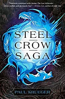 Book Cover: Steel Crow Saga
