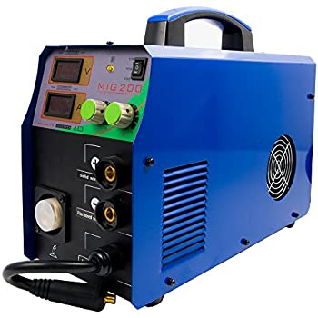 REBOOT MIG Welder MIG150 Gas And No Gas DC 220V 2 in 1 Flux Core ...