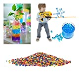 NEW 20000pcs Water Balls Crystal Pearls Jelly Gel Beads for Orbeez Toy Refill - random colors
