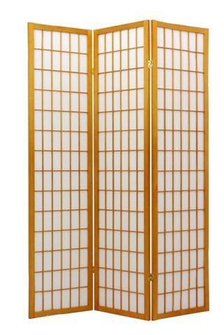 Affordable-Classic-Original-Room-Dividers-6ft-Window-Pane-Japanese-Folding-Shoji-Screen-5-Colors-3-4-5-6-or-8-Panels