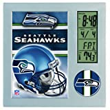 Wincraft Seattle Seahawks Desk Clock