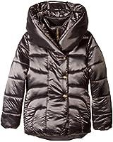 Amy Byer Outerwear Big Girls' Shawl Collar Puffer Coat