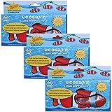 EcoSavr 99999-3 Solar Fish Liquid Pool Cover for Swimming Pools (3 Pack)