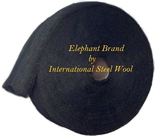 #000 Extra Fine Steel Wool, 5 lb Roll