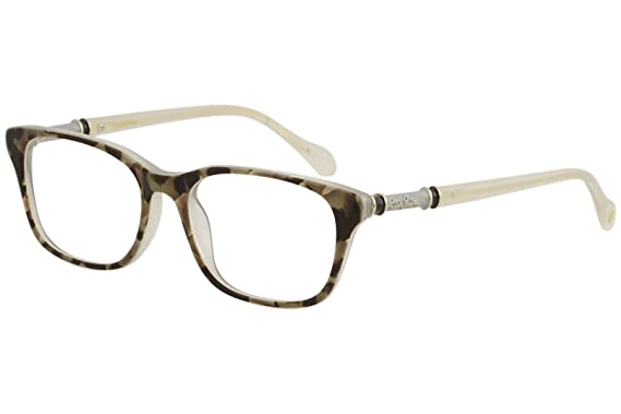 0c4307934d7 Image Unavailable. Image not available for. Color  Lilly Pulitzer  Eyeglasses Bailey GT Granite Frost Full Rim Optical Frame 50mm