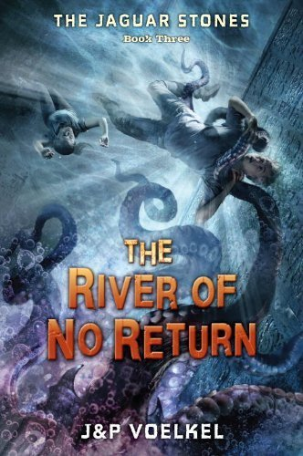 The Jaguar Stones, Book Three: The River of No Return by J&P Voelkel - Stone Mall River