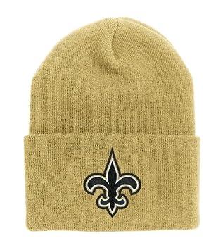 c9fc767a318 ... ireland reebok nfl end zone cuffed knit hat k010z new orleans saints  one size 01718 ec234 ...