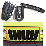 MOEBULB Upgrade Clip in Version Mesh Front Grill