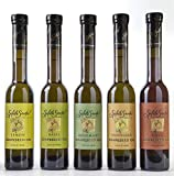 Salute Sante Infused Grapeseed Oil 200 ml (Roasted Garlic) Six Pack