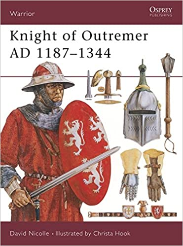 1344 Knight of Outremer AD 1187
