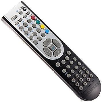 RC1900 Control Remoto para Nevir NVR720122HDRN NVR720119HDN Tvs ...
