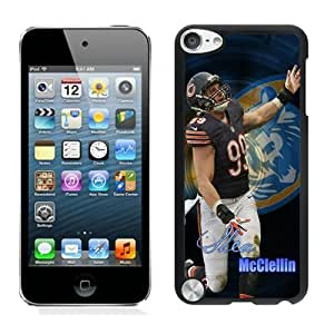 NFL Chicago Bears Shea McClellin iPod Touch 5 Case Gift Holiday Christmas Gifts cell phone cases clear phone cases protectivefashion cell phone cases HLNKY604582244