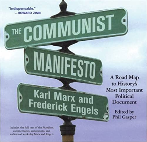 Book The Communist Manifesto: A Road Map to History's Most Important Political Document