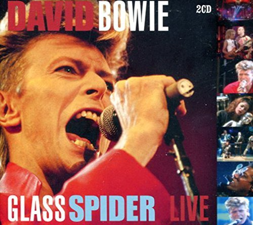 David Bowie : Glass Spider Live ~ 2 Cd Digipak [Import] David Bowie with Peter Frampton & Charlie Sexton (Peter Frampton David Bowie)