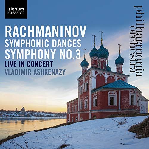 Rachmaninov : Symphonic Dances, Symphony No. 3