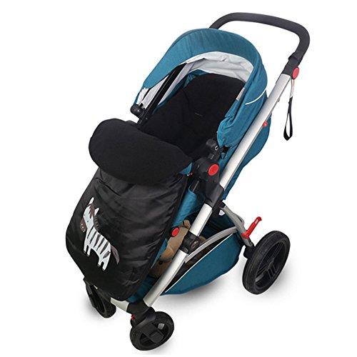 Baby Bunting Bag Footmuff Sleeping Bag Stroller Bunting Bag for 2-4 Years Old Kids Infant Strollers...